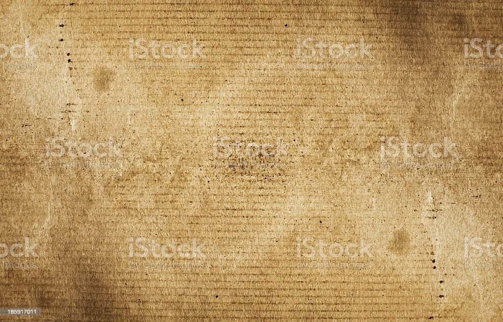 Grunge vintage old paper background royalty-free stock photo