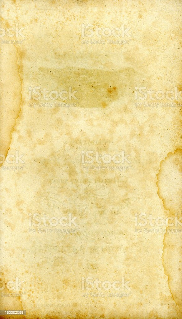 Grunge Vintage Paper Background stock photo