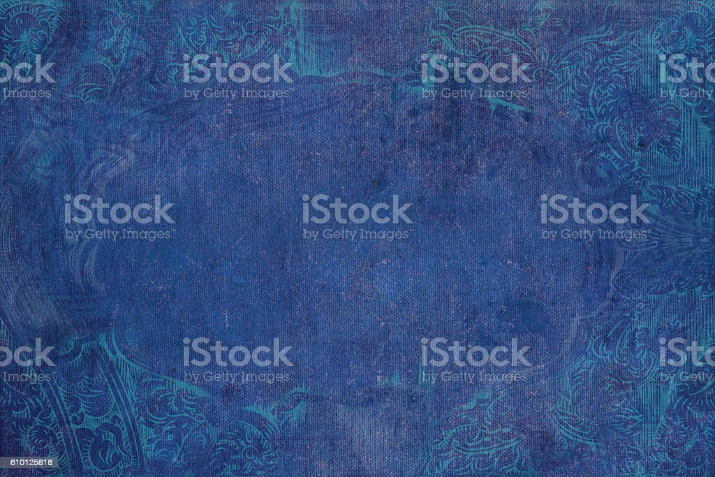 Grunge Vintage Texture Background, Bohemian Vintage Retro Style stock photo