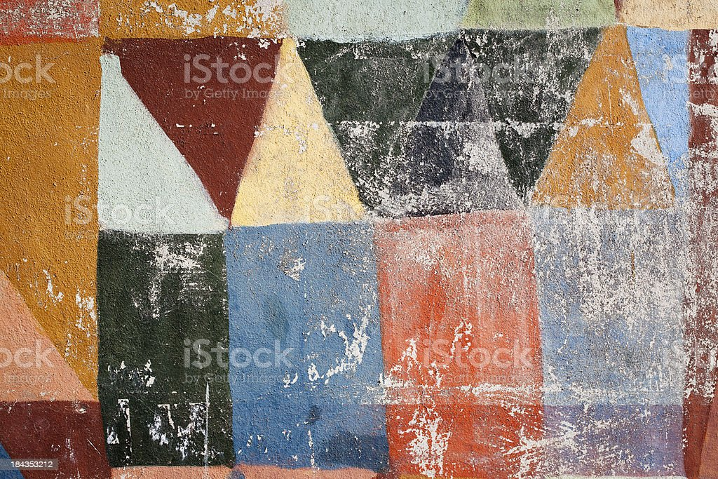 Grunge Wall for Background royalty-free stock photo