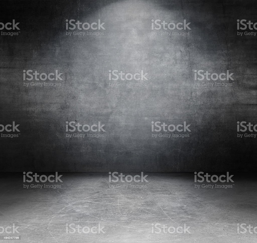 Grunge wall stock photo