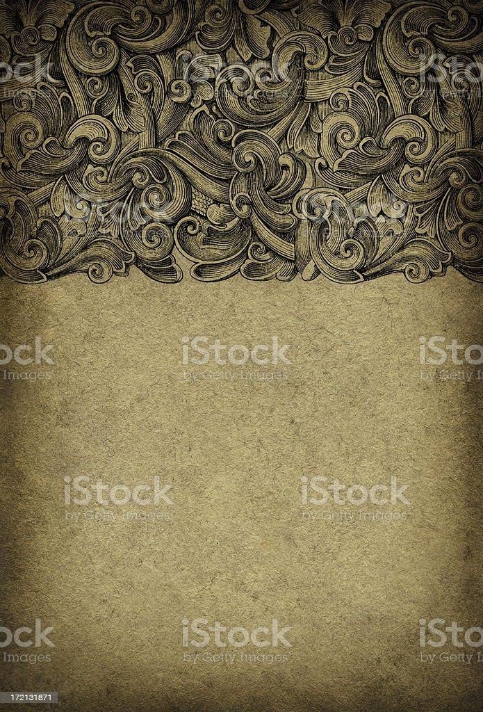 Grunge Wallpaper 2 stock photo