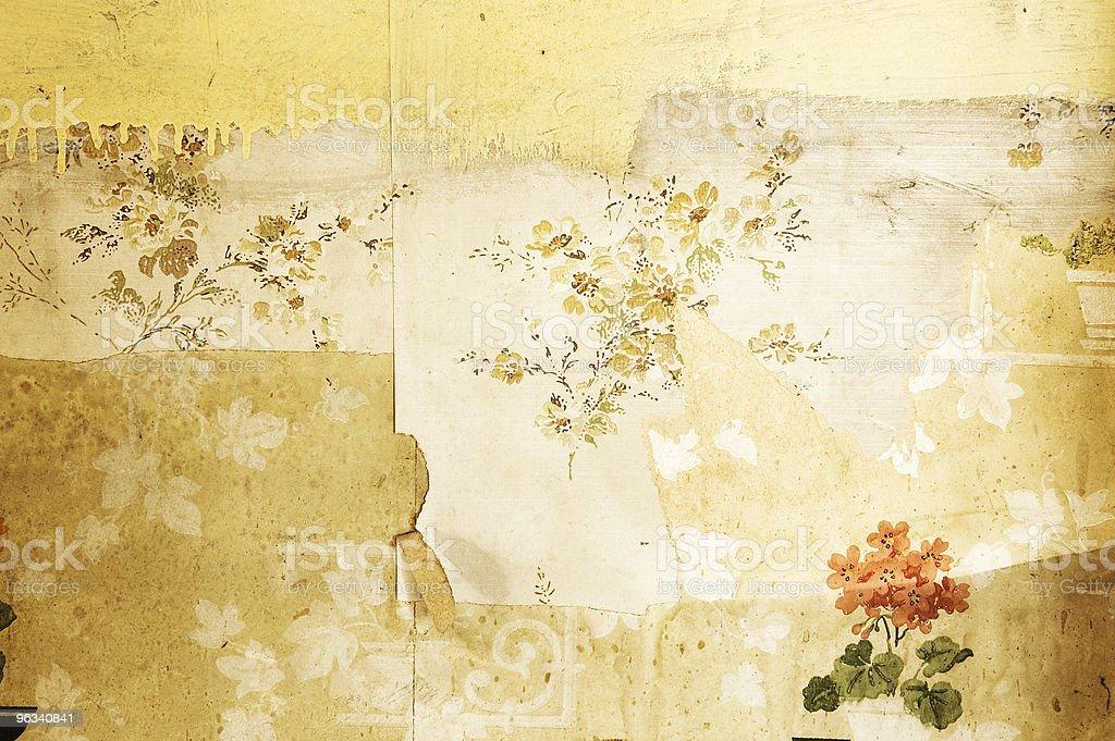 Grunge Wallpaper royalty-free stock photo