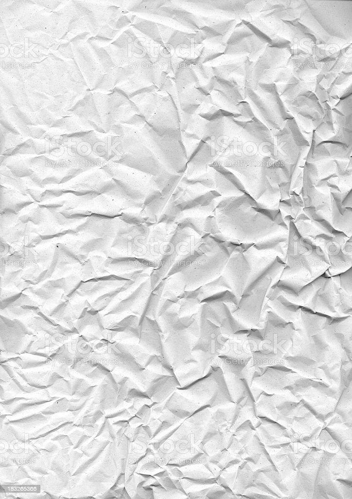 grunge white paper texture royalty-free stock photo
