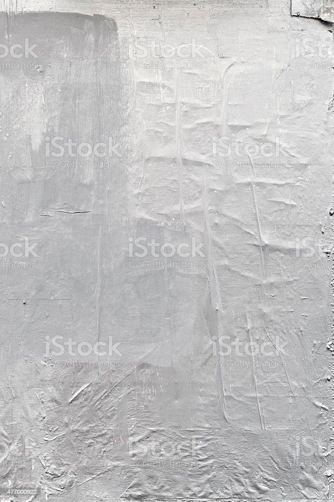 Grunge white paper textured background stock photo
