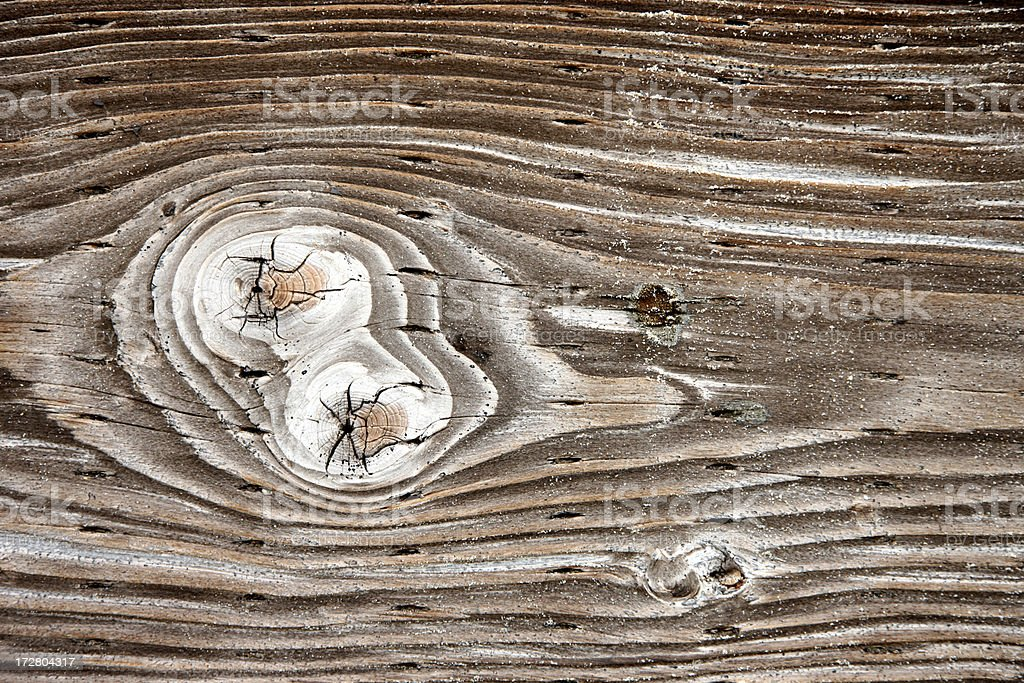 Grunge Wood Grain XXL Texture stock photo