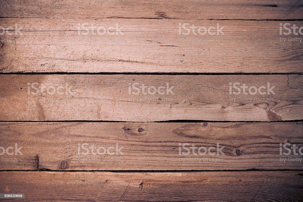 Grunge wood panelling background textured stock photo