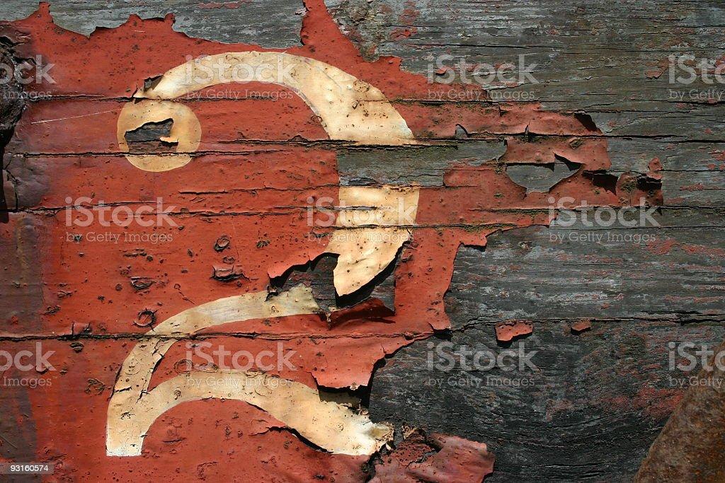 Grunge wood texture royalty-free stock photo