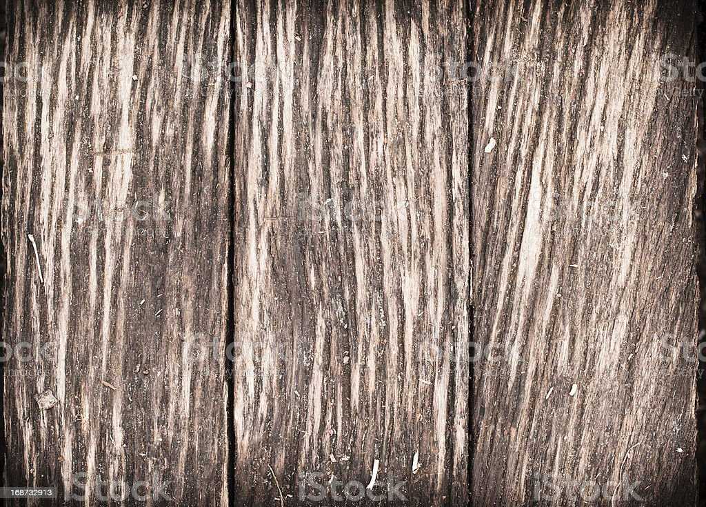 Grunge wooden Board Texture royalty-free stock photo