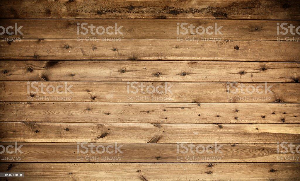 Grunge Wooden Panels royalty-free stock photo