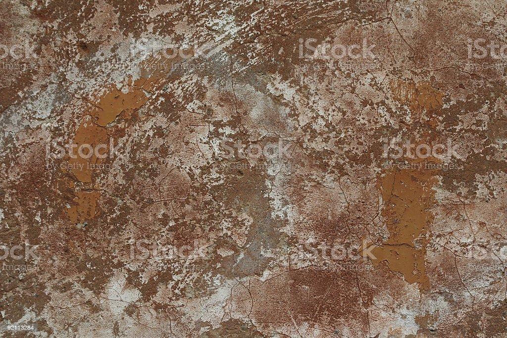 Grungs Roman wall texture royalty-free stock photo