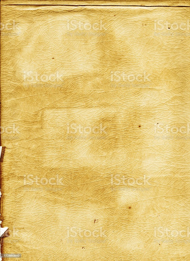 Grungy Album Page royalty-free stock photo