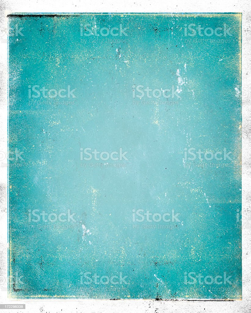 Grungy background in blue without anything on it stock photo