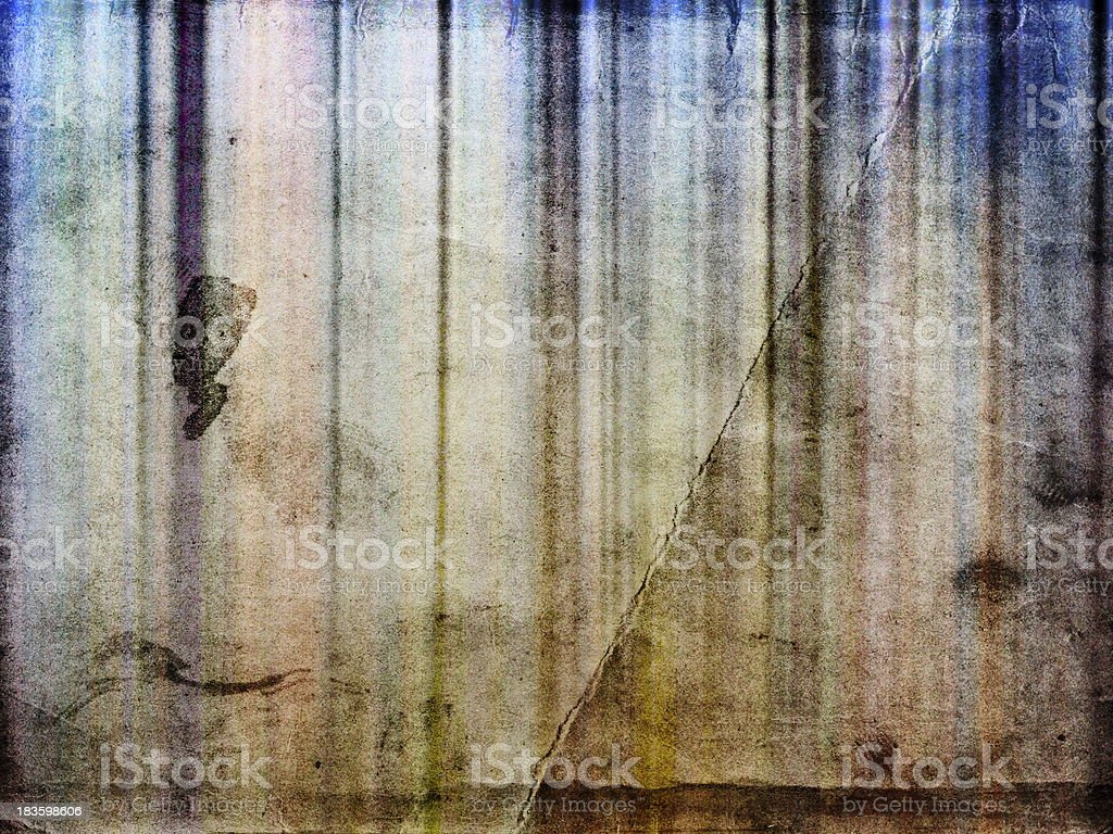 Grungy background with stripes royalty-free stock photo
