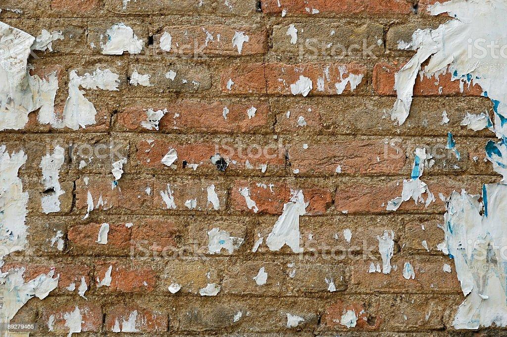 Grungy Brick Background stock photo