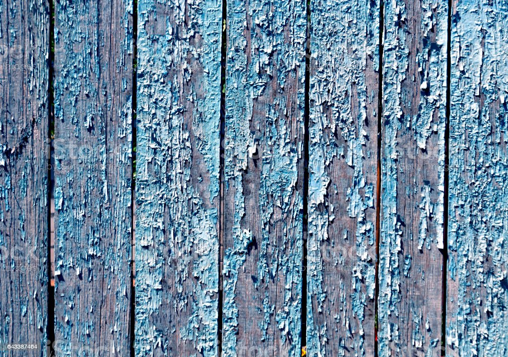 Grungy color fence texture stock photo
