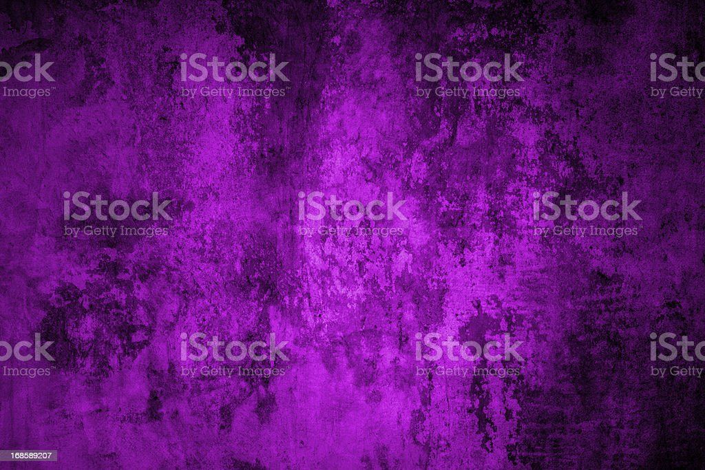 Grungy Dilapidated Concrete Wall royalty-free stock photo