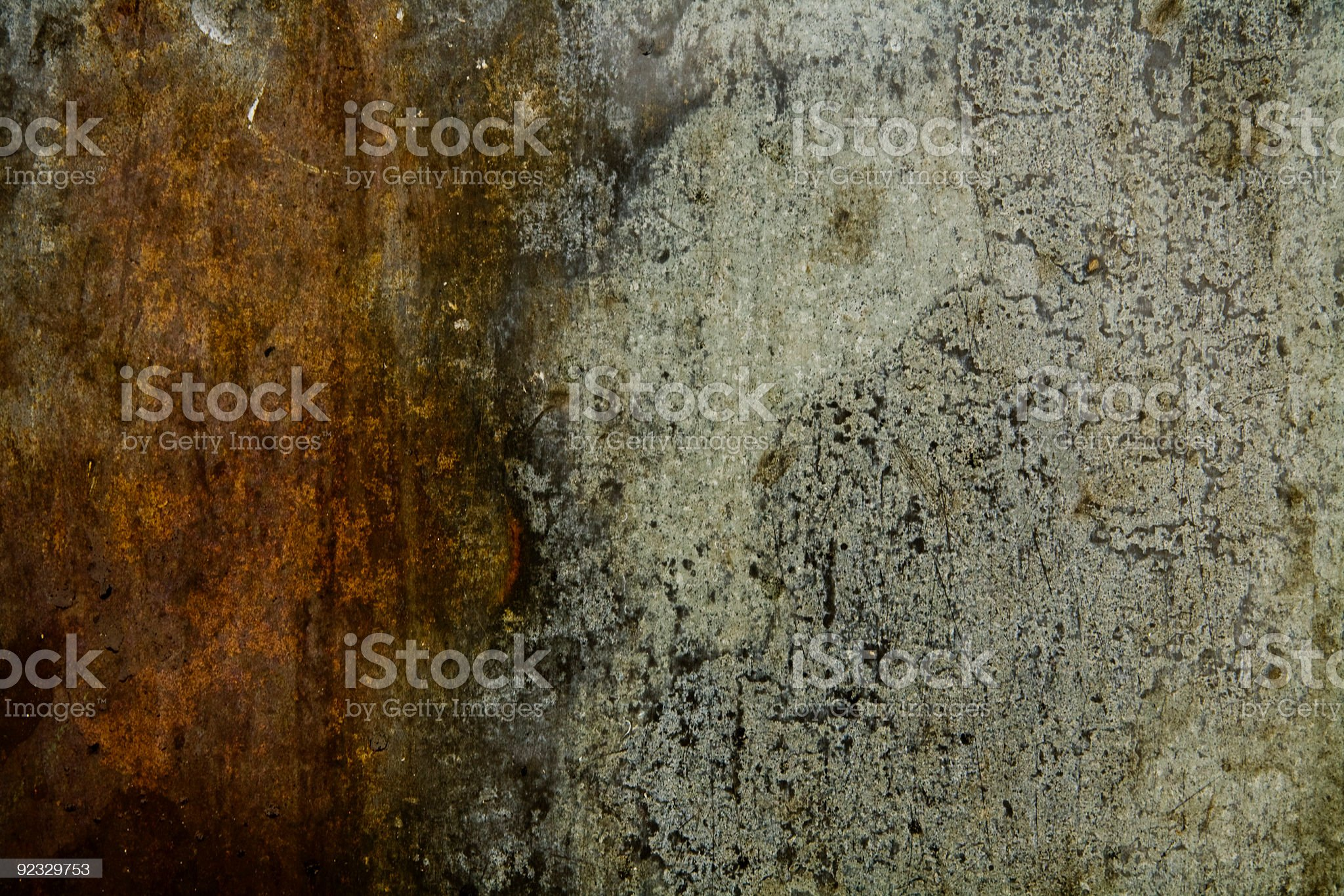 Grungy dirty background of gray and brown royalty-free stock photo