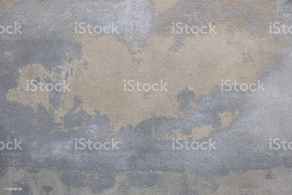 Grungy Drab Wall Background royalty-free stock photo
