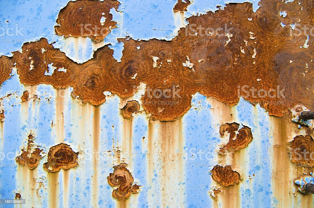 Grungy Metal Background stock photo