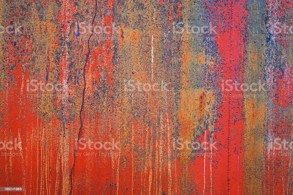 Grungy Metal Background, XXXL Texture stock photo