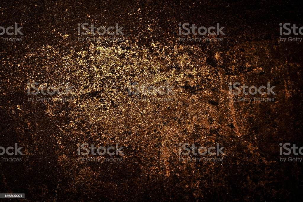 Grungy metal wall background royalty-free stock photo