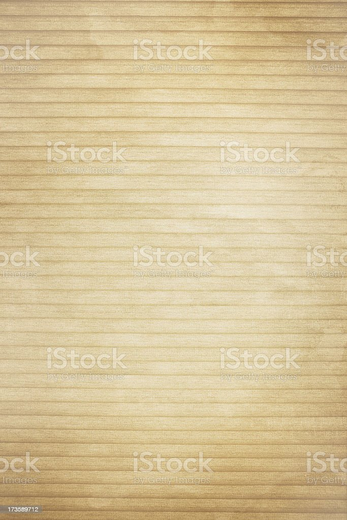 Grungy Old Canvas Background royalty-free stock photo