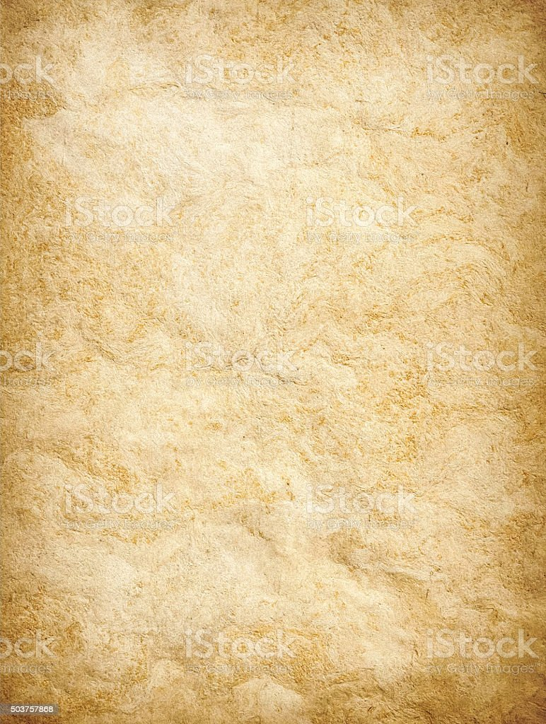 Grungy Old Paper Background stock photo