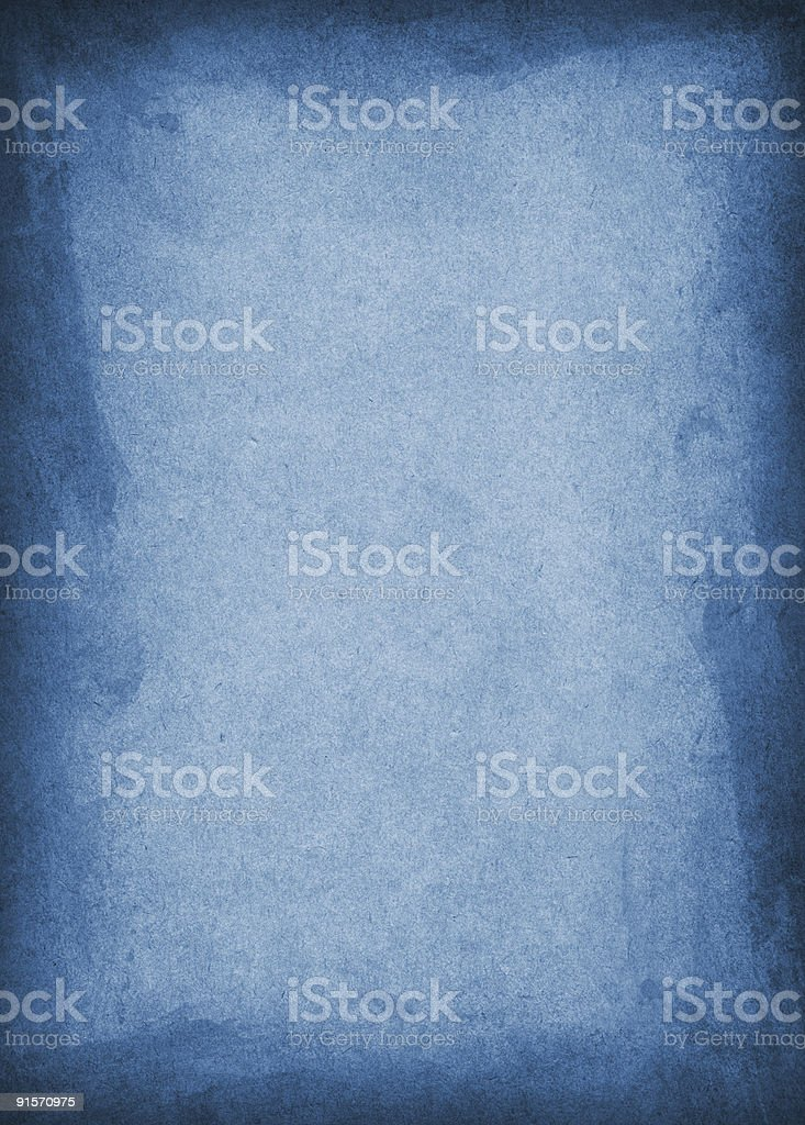 Grungy Old Paper royalty-free stock photo