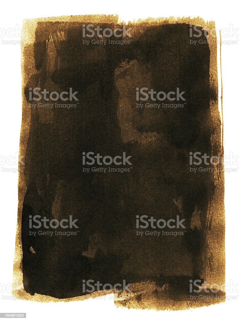 Grungy Painted Background royalty-free stock photo