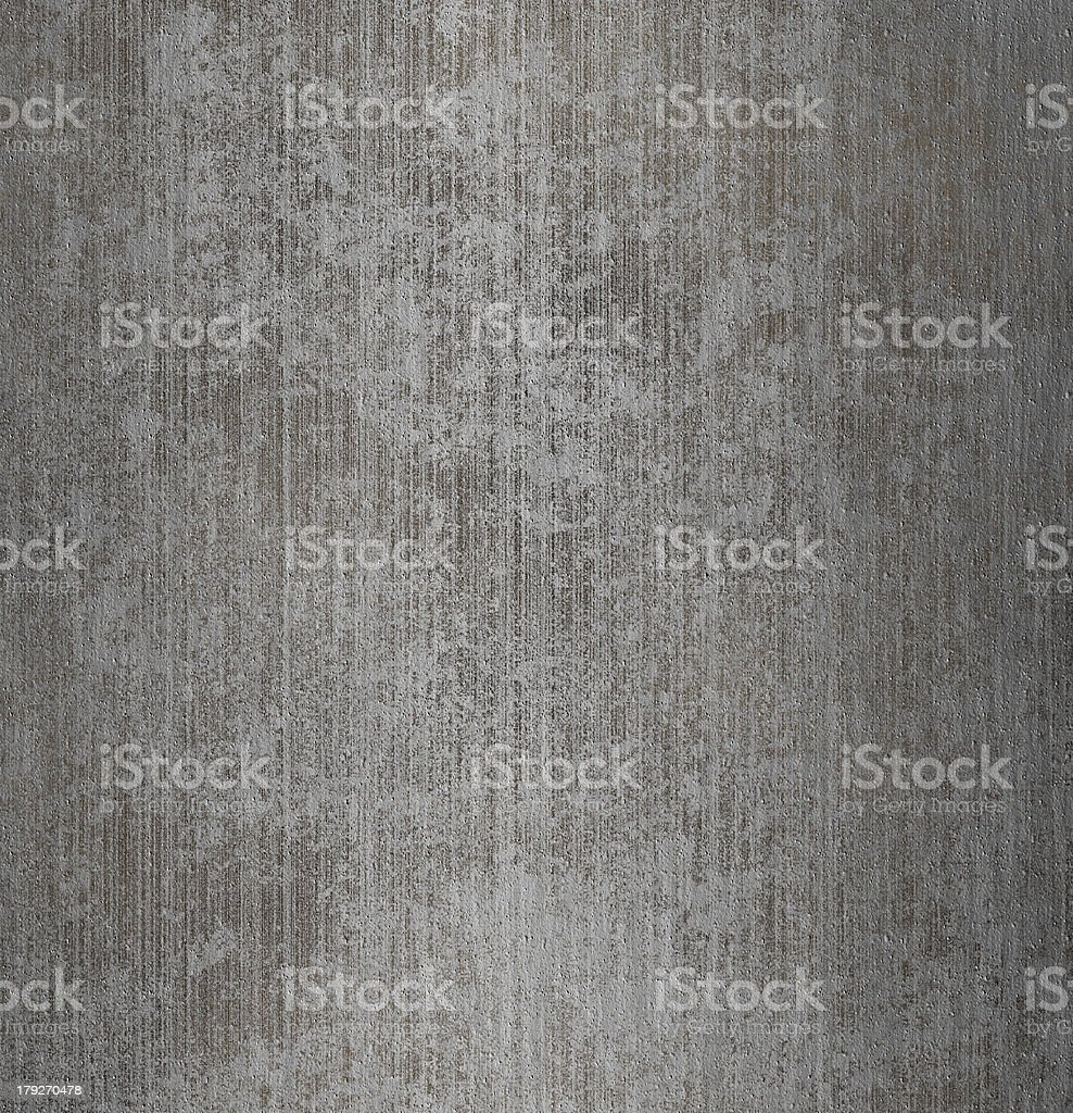Grungy Painted Metal Surface (High Res) royalty-free stock photo