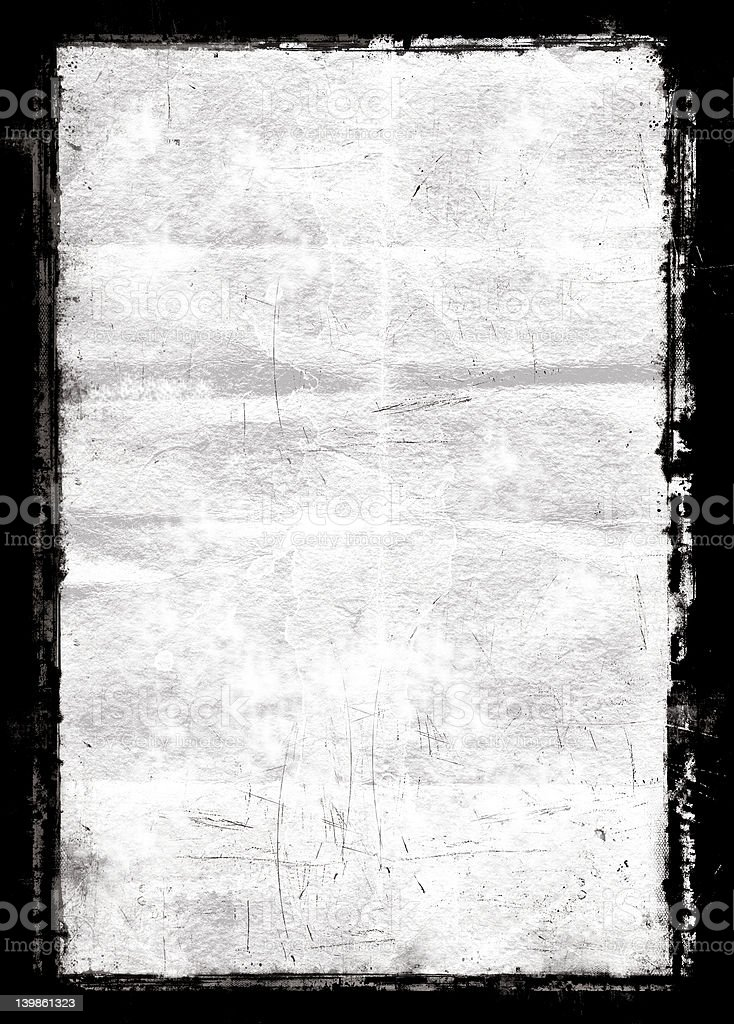 Grungy Paper stock photo