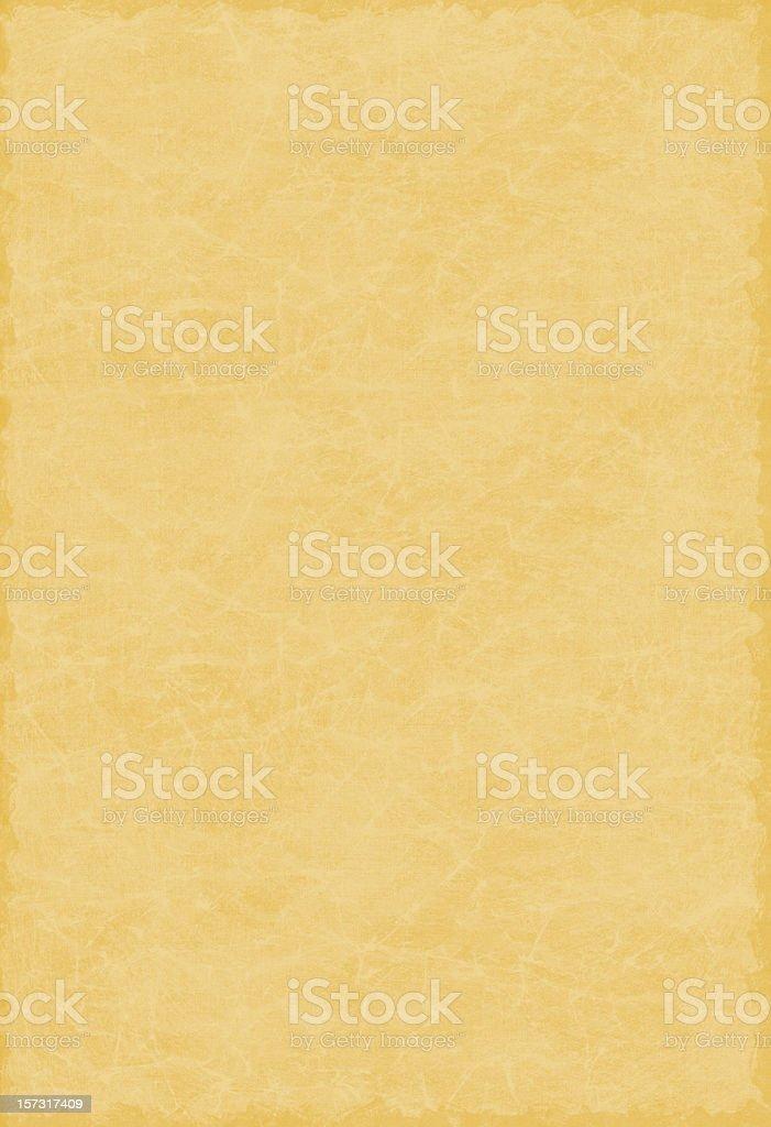 Grungy parchment background paper XXXL stock photo
