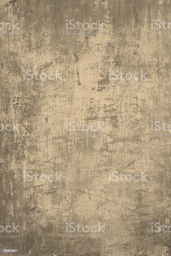 Grungy Roman wall royalty-free stock photo
