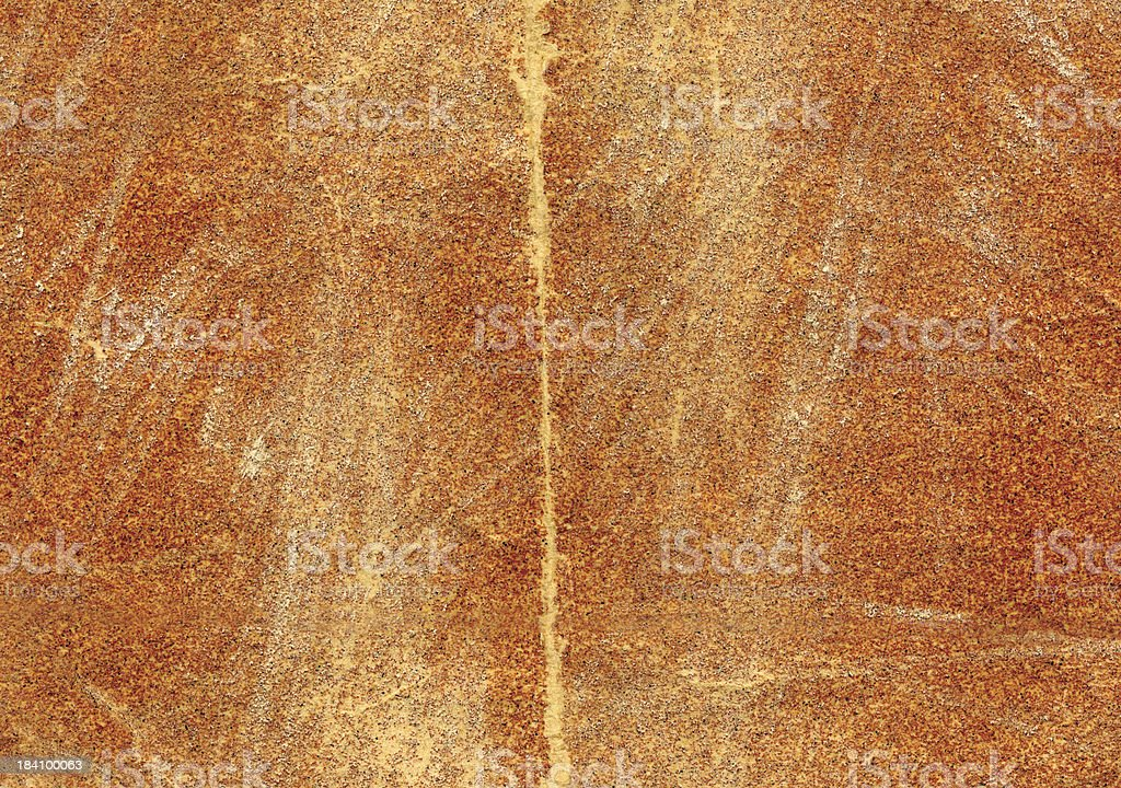 Grungy Sandpaper stock photo