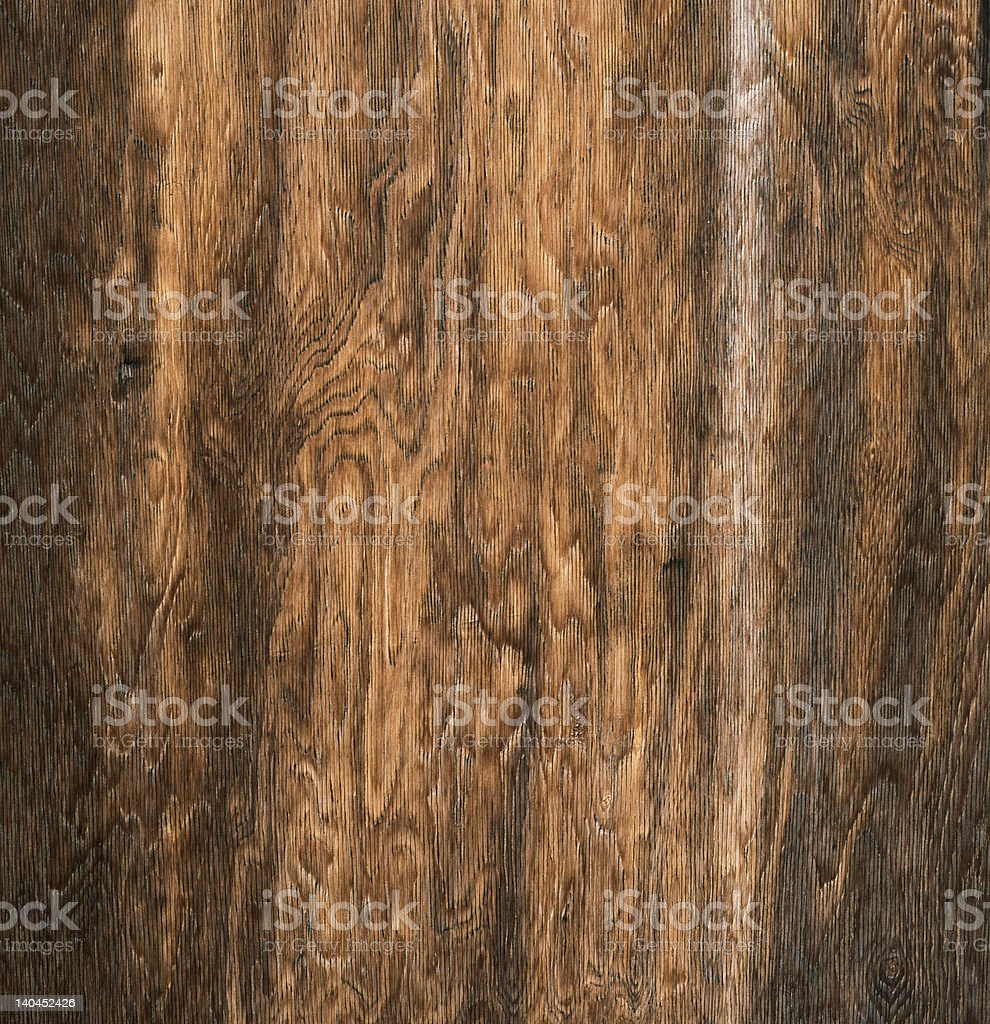 Grungy stained wood (Hi Res) stock photo