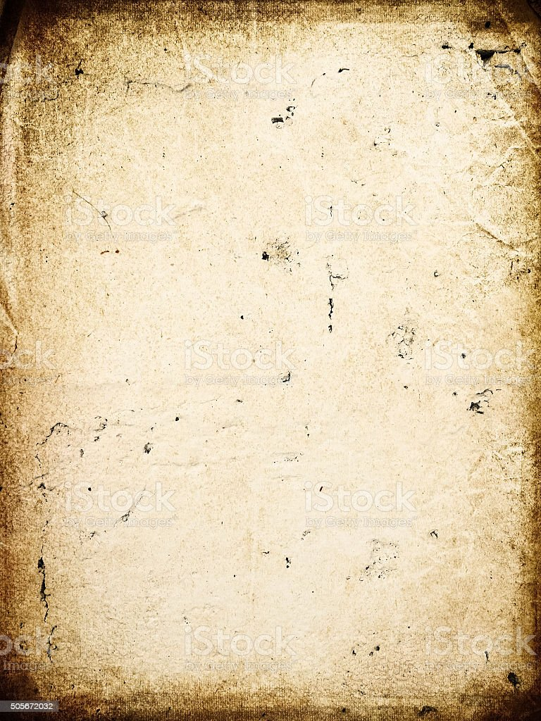Grungy Vintage Background Stock Photo