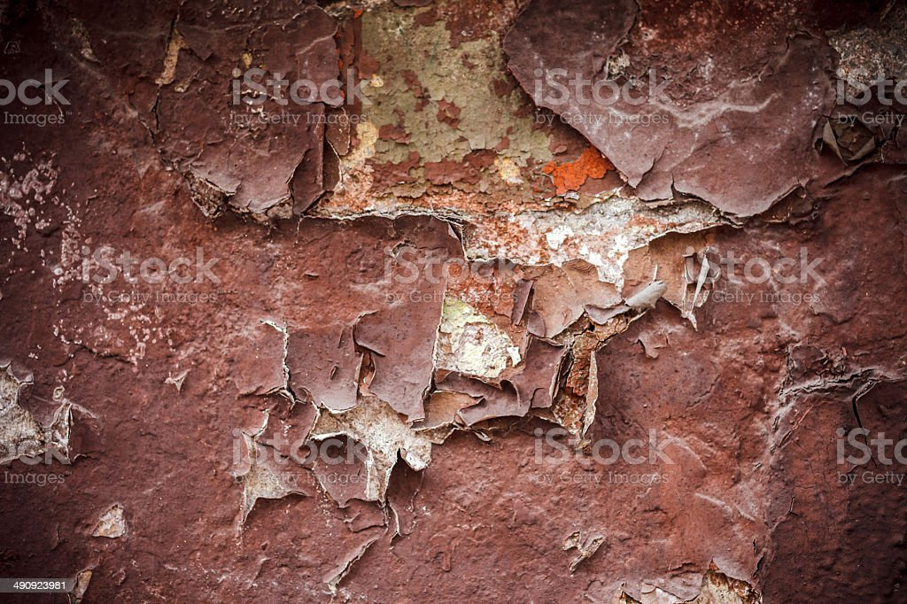 Grungy wall texture royalty-free stock photo