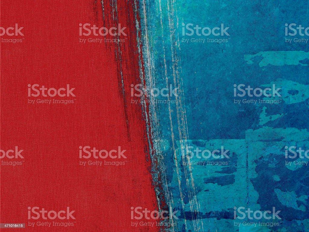 XXL - Grungy wallpaper 2 royalty-free stock photo