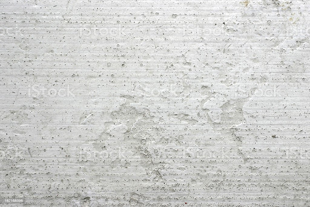 Grungy White Wall royalty-free stock photo