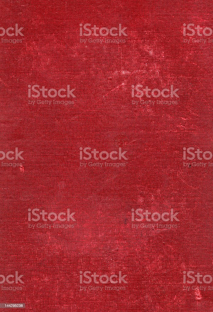Grungy worn linen fabric texture XXL royalty-free stock photo