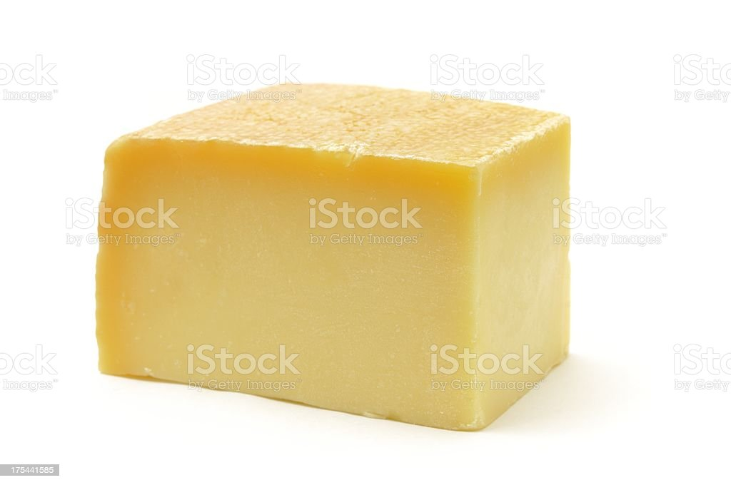 Gruyere cheese royalty-free stock photo