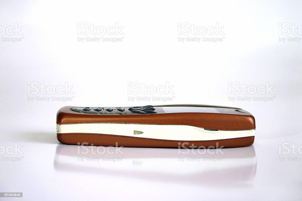 Gsm phone royalty-free stock photo