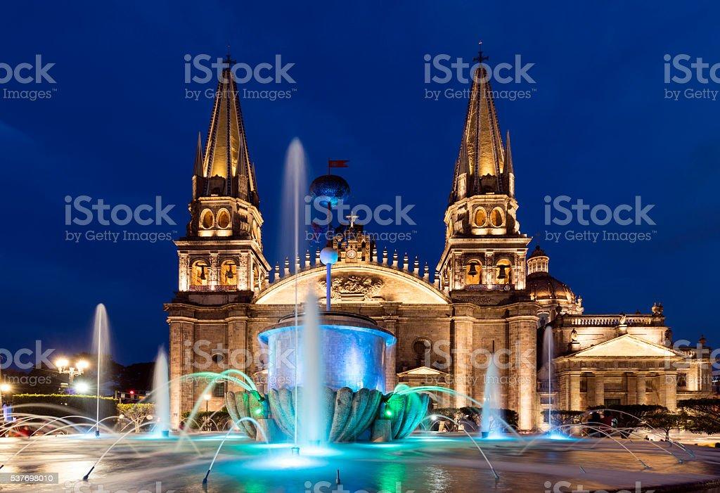 Guadalajara stock photo