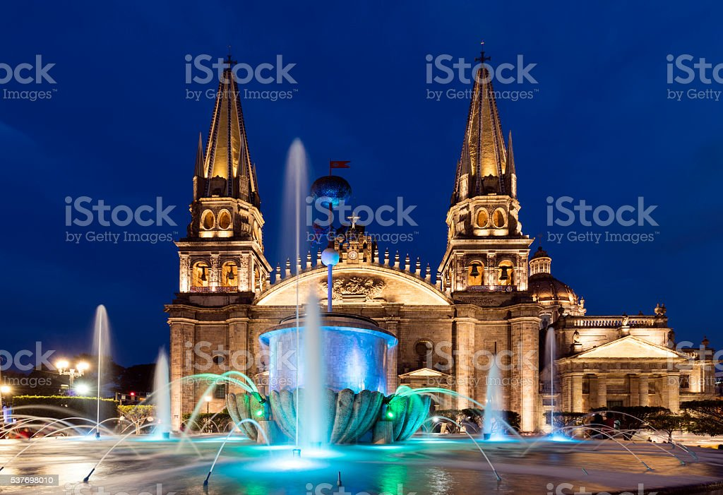 Guadalajara stock photo