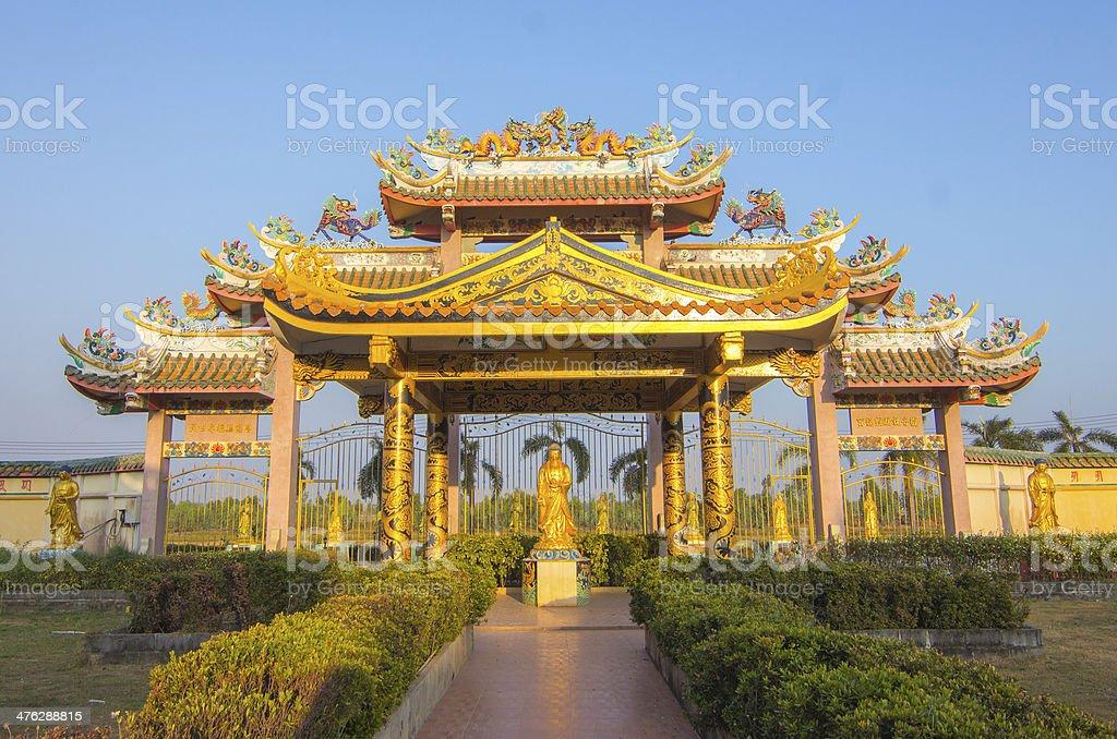 Guan Yin stock photo