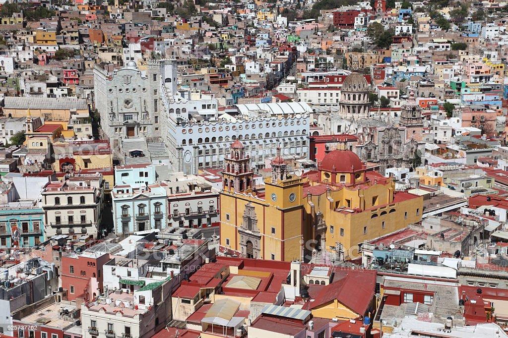 Guanajuato, Mexico stock photo