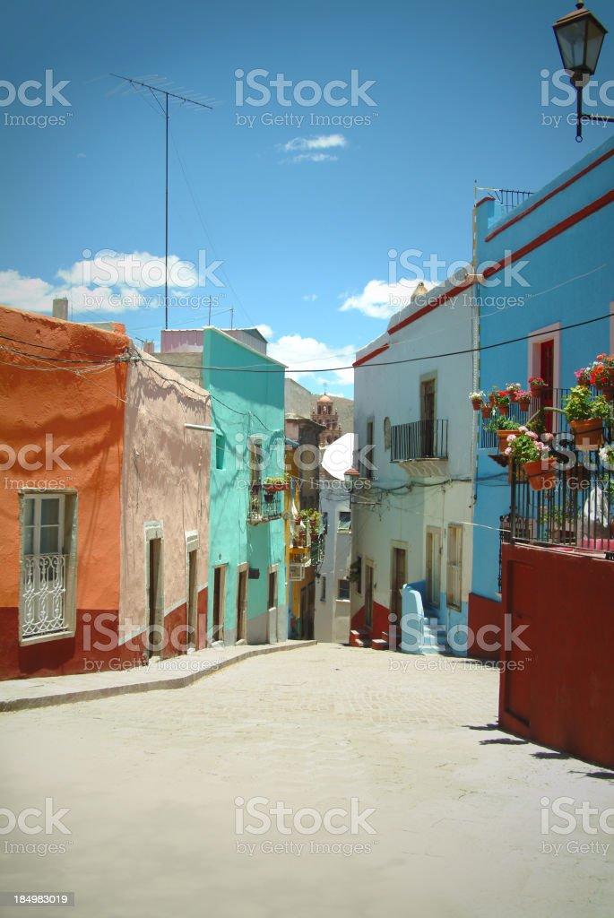 Guanajuato royalty-free stock photo