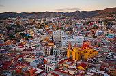 Guanajuato Skyline