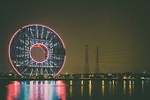 Guangzhou Circle building beside river